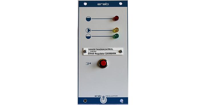 EPH - Høy vannstand + pumpe start og stopp