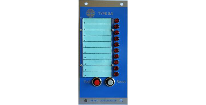 SAI -230V - Alarmindikator